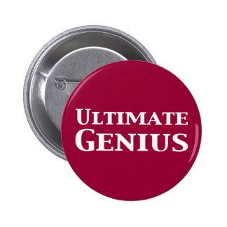 Ultimate Genius Gifts Buttons