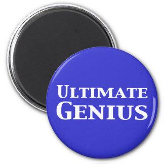 Ultimate Genius Gifts Fridge Magnets