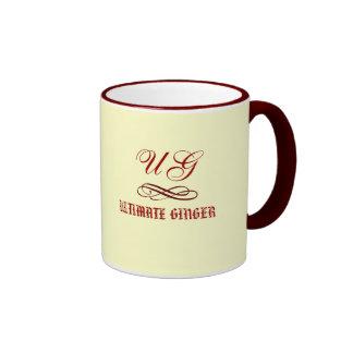Ultimate Ginger Mug