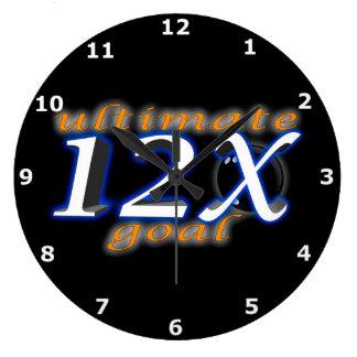Ultimate Goal Large Clock