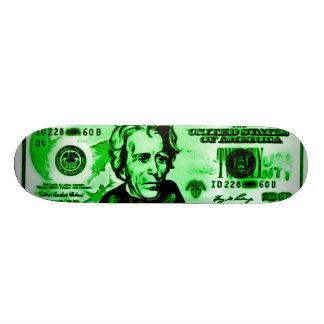 Ultimate Green Jackson Money Trick Deck