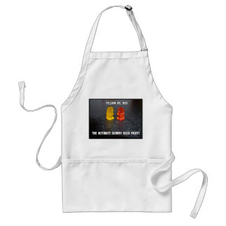 Ultimate Gummy Bear Fight Aprons