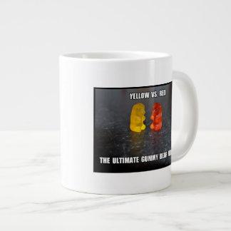 Ultimate Gummy Bear Fight Large Coffee Mug