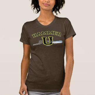 Ultimate HAMMER U YELLOW BLACK Tshirt