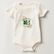 Ultimate Hike 2012 Baby Bodysuit