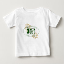 Ultimate Hike 2012 Baby T-Shirt
