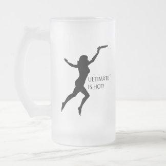 Ultimate is Hot Drinking Mug