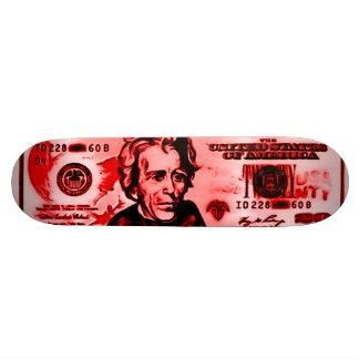 Ultimate Jackson Blood Money Trick Deck
