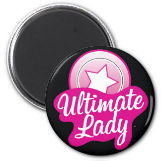 Ultimate Lady Fridge Magnets