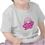 Ultimate Lady T Shirts