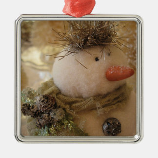 ULTIMATE LOVER OF SNOWMEN CHRISTMAS ORNAMENT