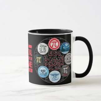 Ultimate Memorial for Epic Pi Day Mug