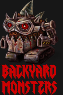 Backyard Monsters Clothing Zazzle