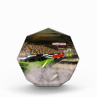 Ultimate Mopar Showdown 2 Acrylic Award