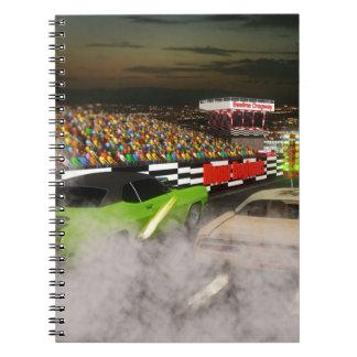 Ultimate Mopar Showdown 2 Spiral Notebook