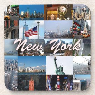 Ultimate! New York City Pro Photos Beverage Coaster