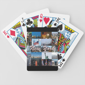 Ultimate! New York City Pro Photos Bicycle Playing Cards