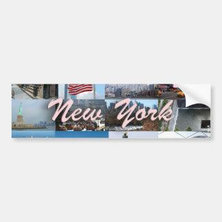 Ultimate! New York City Pro Photos Car Bumper Sticker