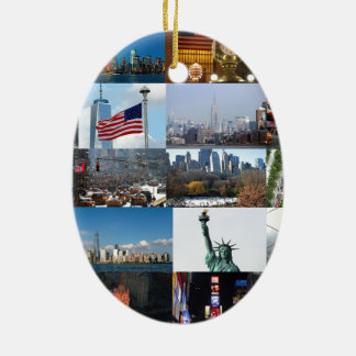 Ultimate! New York City Pro Photos Ceramic Ornament