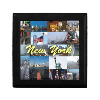 Ultimate! New York City Pro Photos Jewelry Box