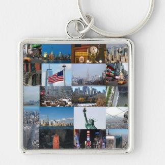 Ultimate! New York City Pro Photos Keychain