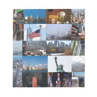 Ultimate! New York City Pro Photos Memo Note Pad