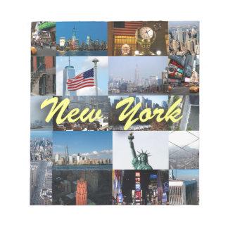 Ultimate! New York City Pro Photos Memo Pad