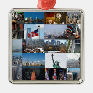 Ultimate! New York City Pro Photos Metal Ornament