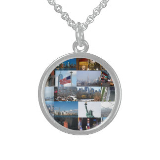 Ultimate! New York City Pro Photos Sterling Silver Necklaces
