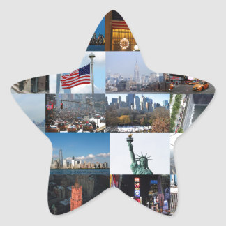 Ultimate! New York City Pro Photos Star Sticker
