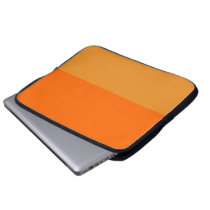 Ultimate Orange Neoprene Computer Sleeve