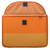 Ultimate Orange Sleeve For MacBooks