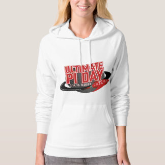 Ultimate Pi Day 2015 Hoody