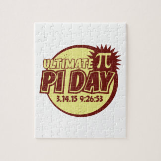 Ultimate Pi Day 2015 Jigsaw Puzzle