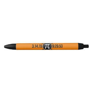 Ultimate Pi Day 2015 Black Ink Pen