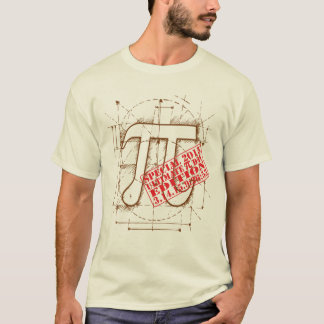 Ultimate Pi Day 2015 Special Edition T-Shirt