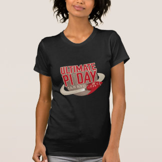 Ultimate Pi Day 2015 T Shirt