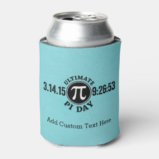 Ultimate Pi Day March 14 2015 Can Cooler