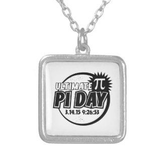 Ultimate Pi Day Custom Jewelry