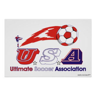 Ultimate Soccer Association Poster