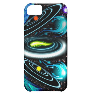 Ultimate Space Frisbee iPhone 5C Covers