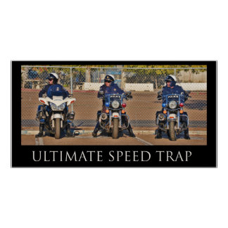 Ultimate Speed Trap Poster