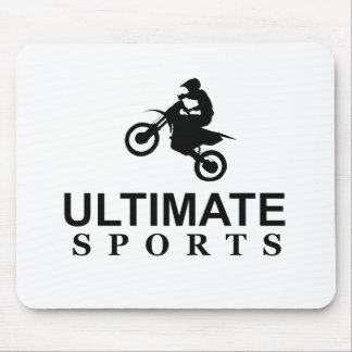 ULTIMATE SPORTS (dirt bikes) Mouse Pad