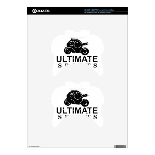 ULTIMATE SPORTS (superbikes) Xbox 360 Controller Skins
