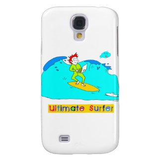 Ultimate Surfer Samsung Galaxy S4 Cover