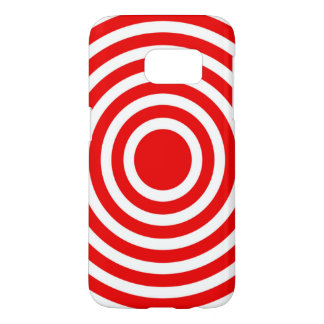 Ultimate Target and Bullseye Samsung Galaxy S7 Case