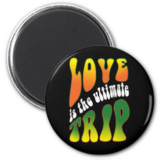 Ultimate Trip 2 Inch Round Magnet
