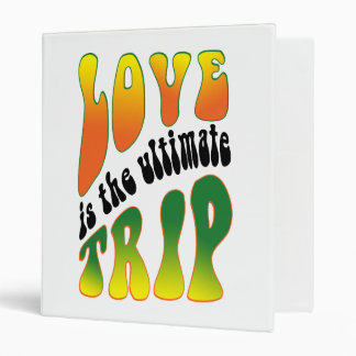 Ultimate Trip Binder