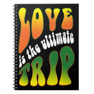 Ultimate Trip Note Book