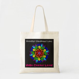 """Ultimate True Love Starts from Within"" Tote Bag"